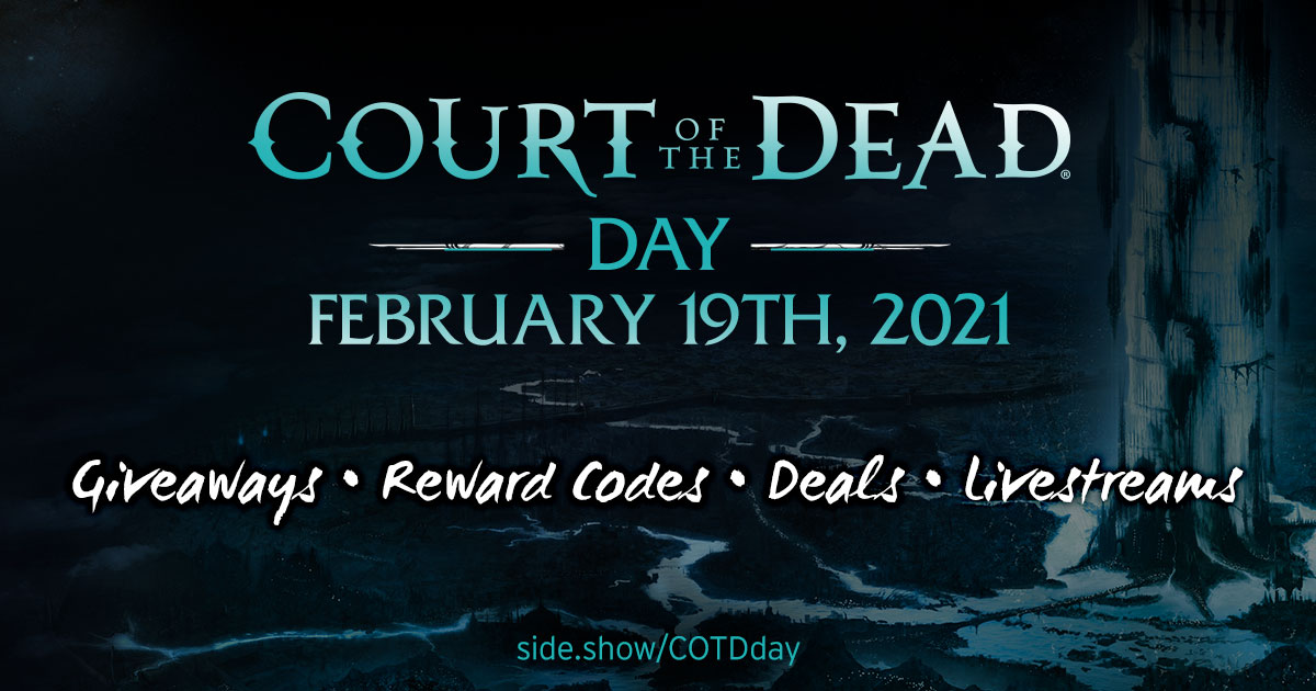 Court of the Dead Day 2021