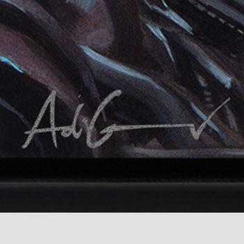 House of X #1 Fine Art Print by Adi Granov Canvas Signature