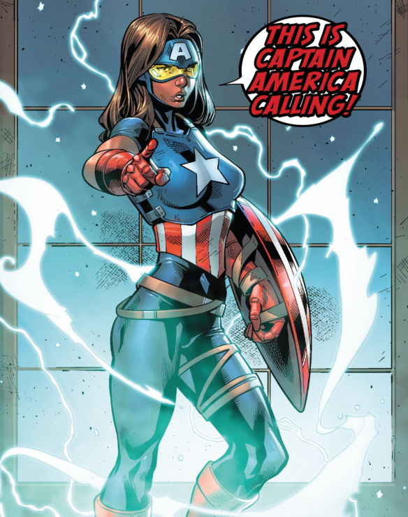 Danielle Cage- Marvel Comics