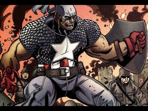 Marvel Comics- Isaiah Bradley