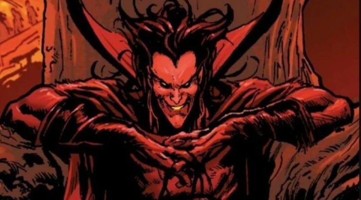 Mephisto- Marvel Comics Villain