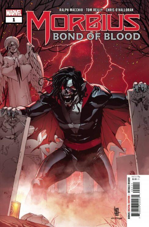 Morbius: Bond of Blood #1 (Marvel Comics)