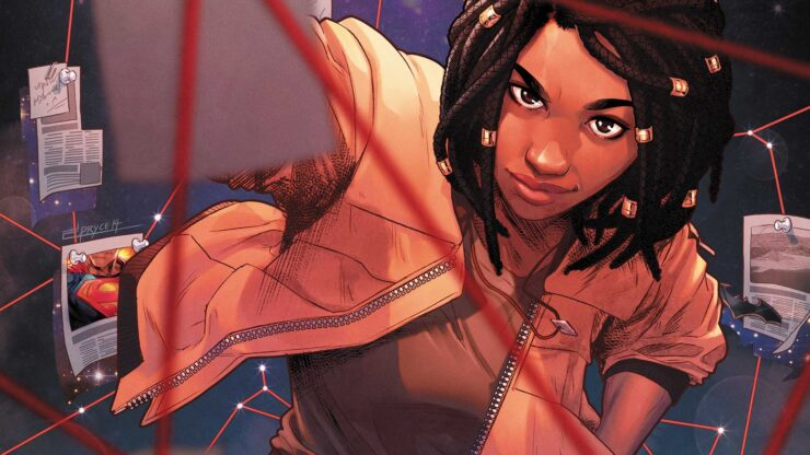 Who is DC Comics' Naomi McDuffie?