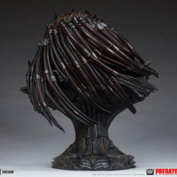 Predator Barbarian Mythos Legendary Scale Bust Full Back View