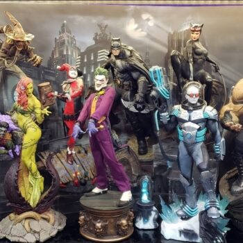 DC Character Statues