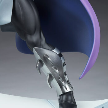 Shredder Fourth Scale Statueleft view close up