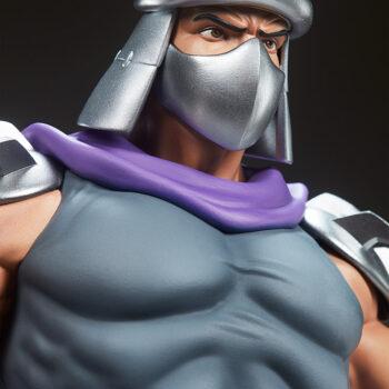 Shredder Fourth Scale Statuetorso close up