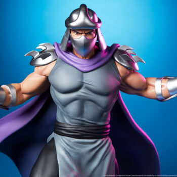 Shredder Fourth Scale StatueMid Shot Front View