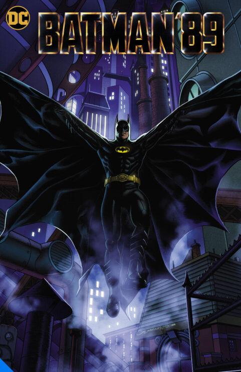 DC Digital First- Batman '89