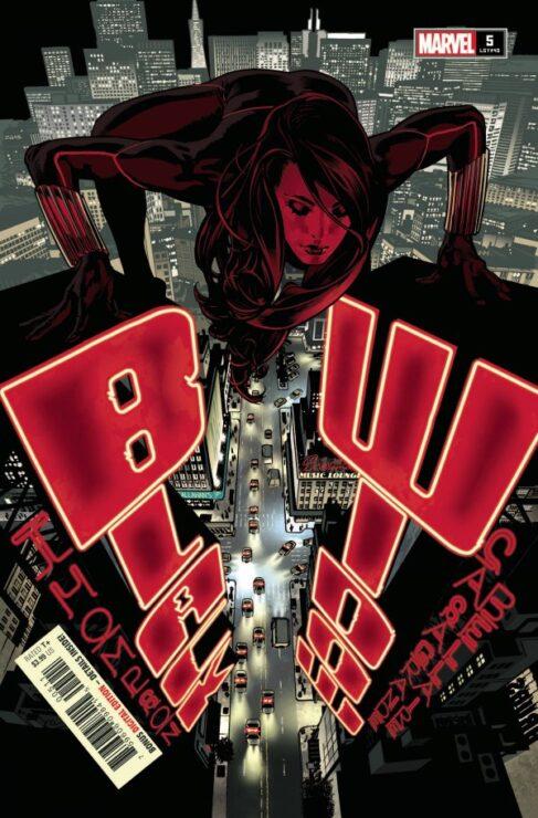 Black Widow #5 (Marvel Comics)