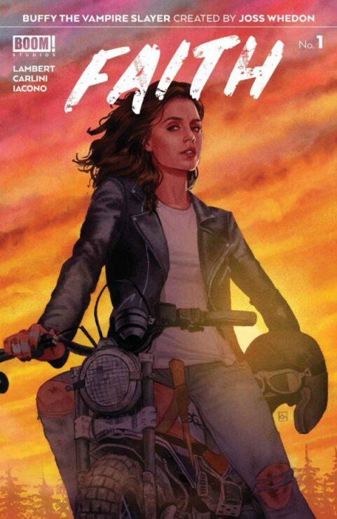 Buffy the Vampire Slayer: Faith #1 (Boom Studios)