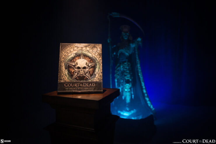 Go Behind the Scenes of Court of the Dead Day 2021- Registration Open Now!