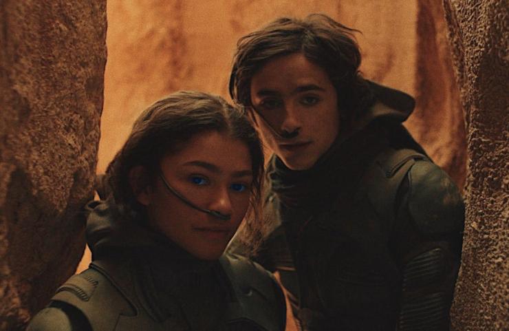 Dune 2021 Movie Still