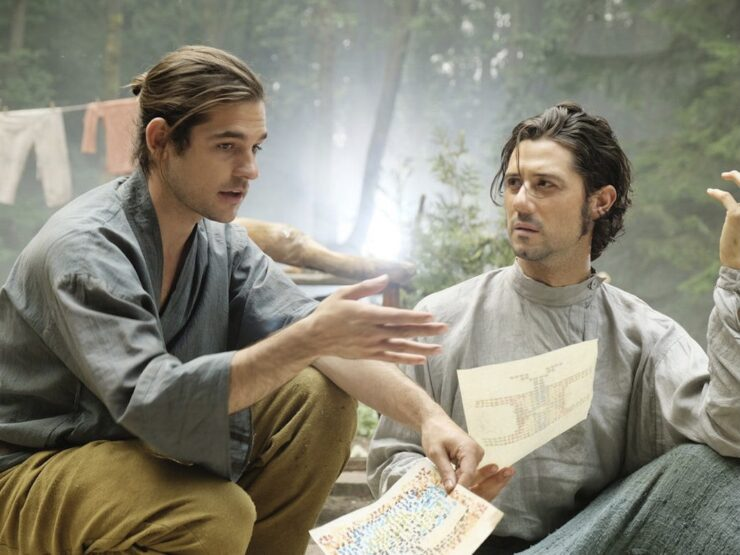 Eliot and Quentin – The Magicians