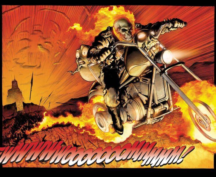 Ghost Rider #1 (2006)