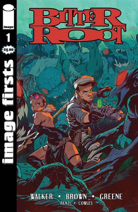 Image Firsts: Bitter Root #1