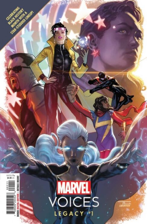 Marvel's Voices: Legacy #1 Cover A