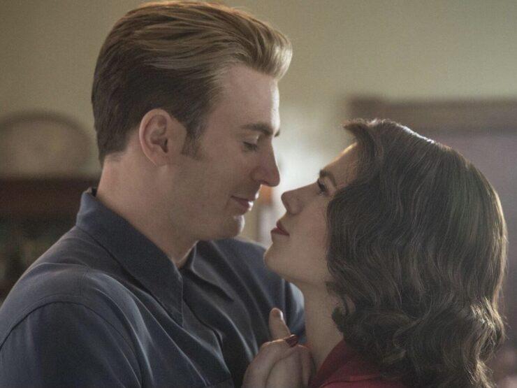 Peggy and Steve – Captain America: The First Avenger (Marvel)