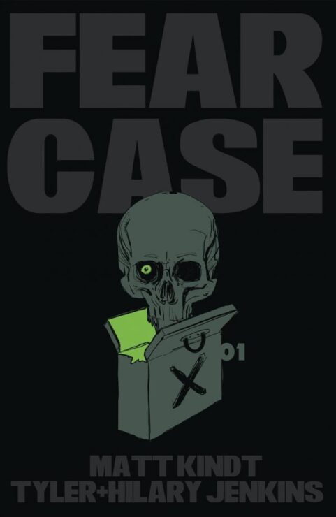 Fear Case #1 (Dark Horse Comics)