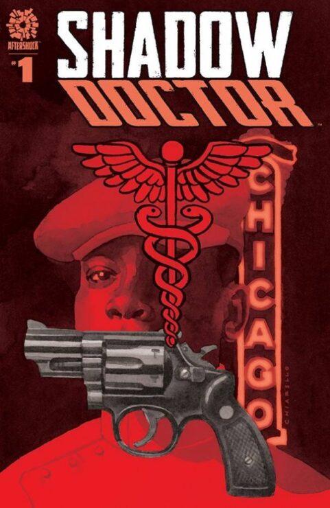 Shadow Doctor #1 (Aftershock Comics)