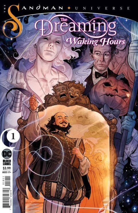 The Dreaming: Waking Hours (DC Black Label)