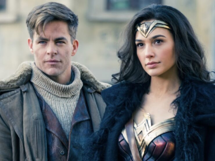 Diana and Steve – Wonder Woman (DC)