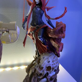 Ventress Mythos Statue