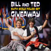 Bill & Ted Sixth Scale Figure Set Newsletter Giveaway