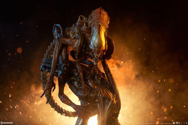 Alien Warrior Mythos