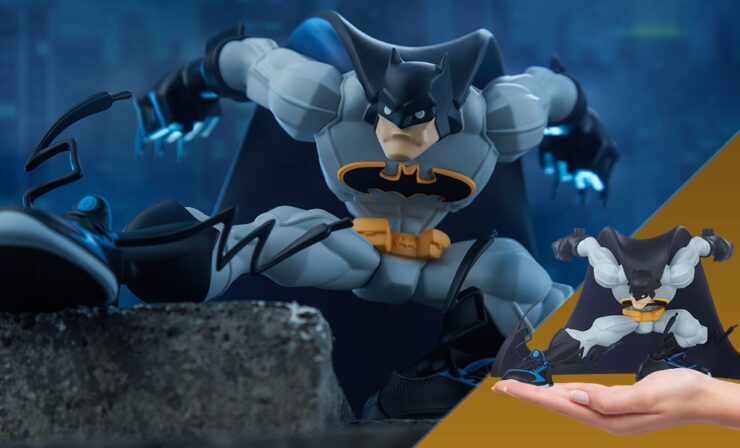 Final Production Photos of the Batman Designer Collectible Toy by Artist Tracy Tubera