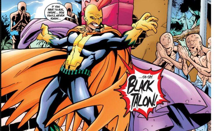 Marvel Comics- Black Talon
