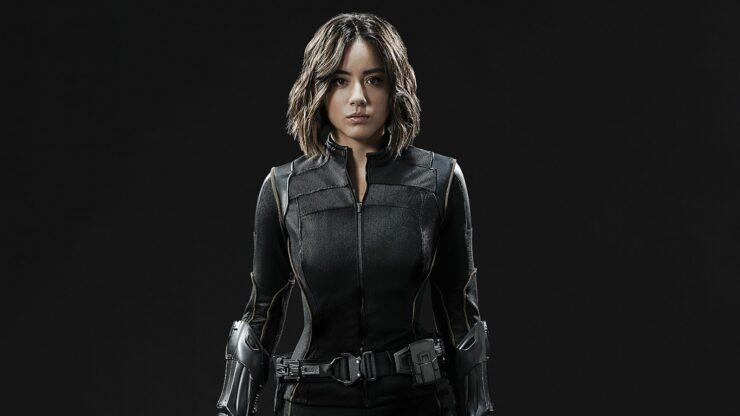 Chloe Bennet Quake