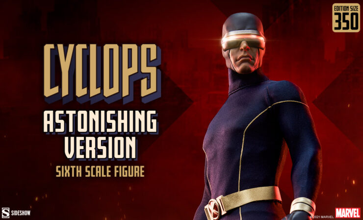 Cyclops Variant Marvel Sideshow