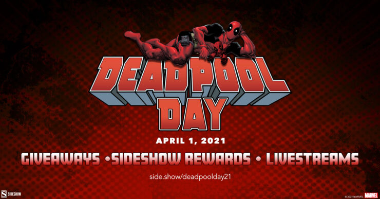 Deadpool Day: Event Overview
