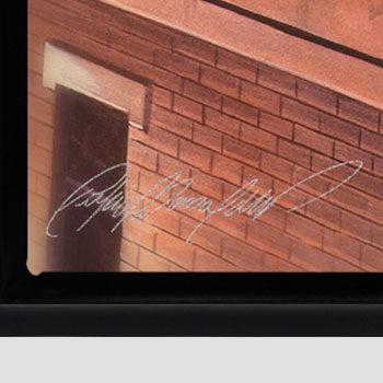Daredevil and Spider-Man Fine Art Print Felipe Massafera Canvas Signature