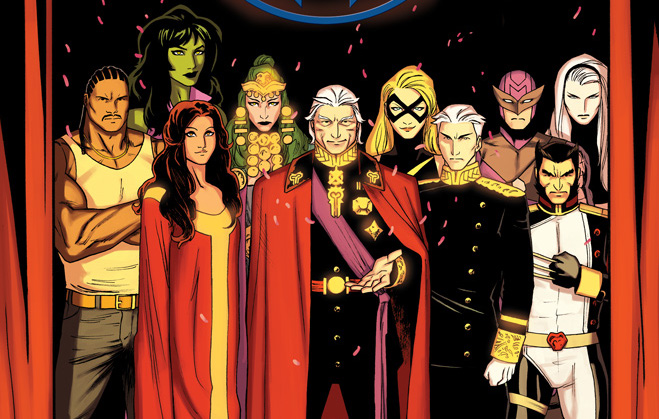 Marvel's House of M Explained