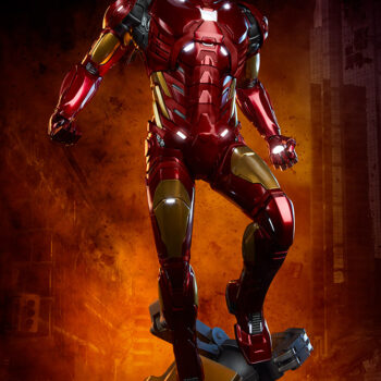 Iron Man Third Scale Statue Full Front View