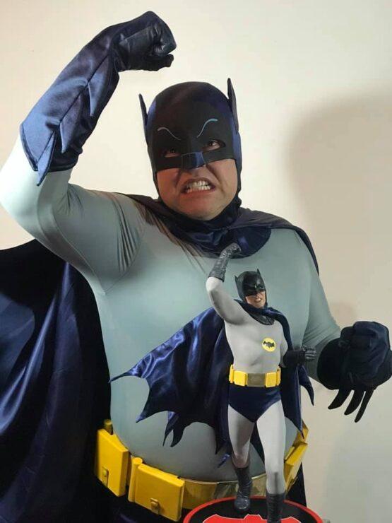John Whitt and the Batman Premium Format Figure