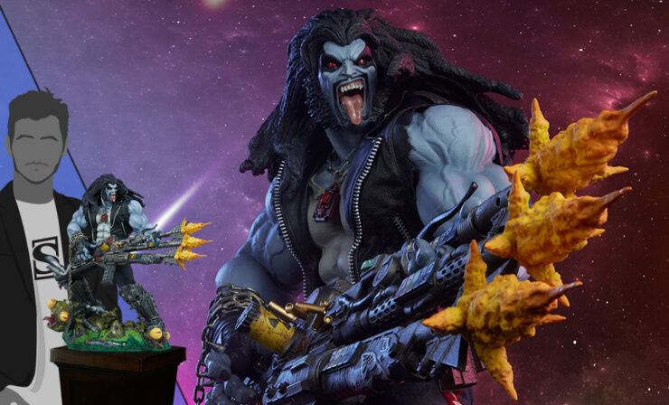 Final Production Photos of the Lobo Maquette