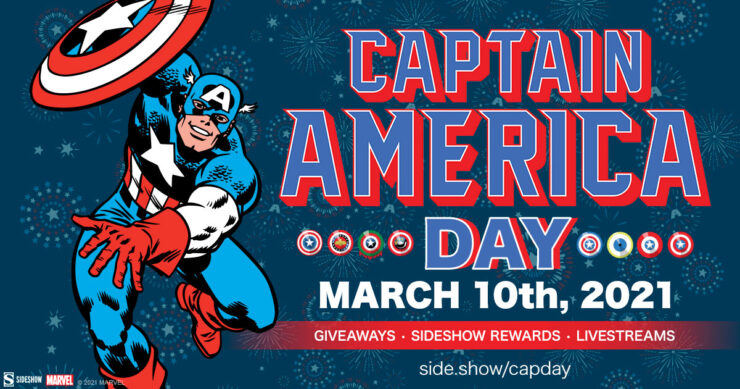 Captain America Day: Event Overview