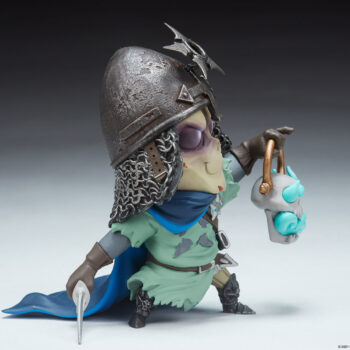 Relic Ravlatch Court-Toons Collectible Statue right view