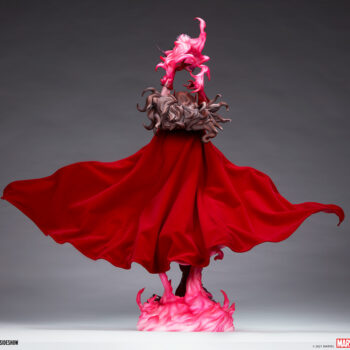 Scarlet Witch Premium Format Figure full back view