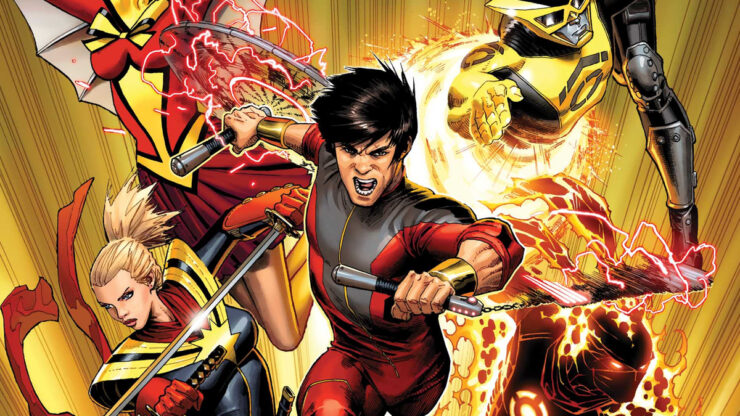 Shang-Chi has occasionally fought alongside various iterations of the Avengers