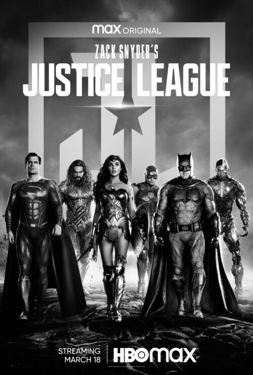 The Snyder Cut Poster