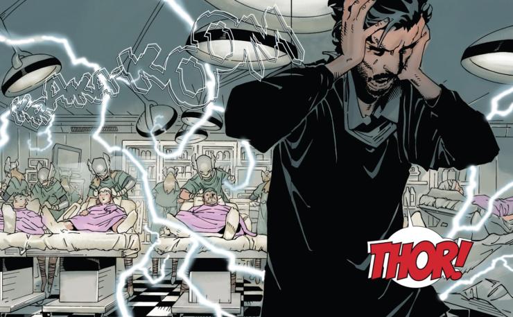 Doctor Strange #18 (Marvel Comics)