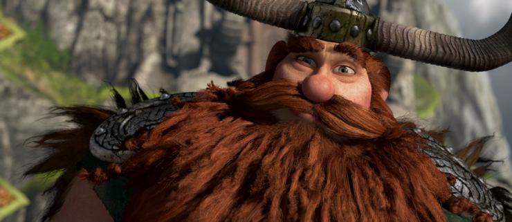 Stoick How To Train Your Dragon