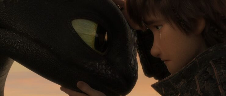 Hiccup & Toothless, How To Train Your Dragon: The Hidden World