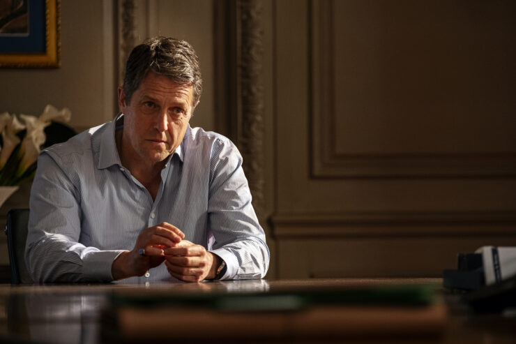 hugh grant cast Dungeons and Dragons Villain