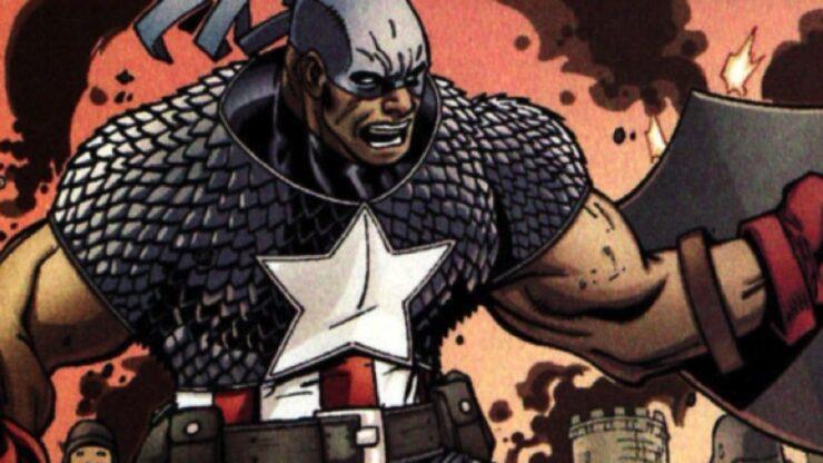 Isaiah Bradley- Marvel Comics