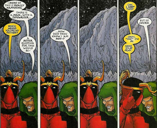 A Short (and Nowhere Near Comprehensive) List of Classic Deadpool's Funniest Moments in Comics